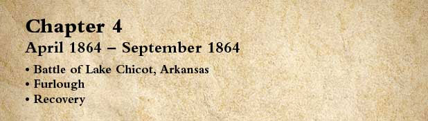 Chapter 4: April 1864 - September 1864